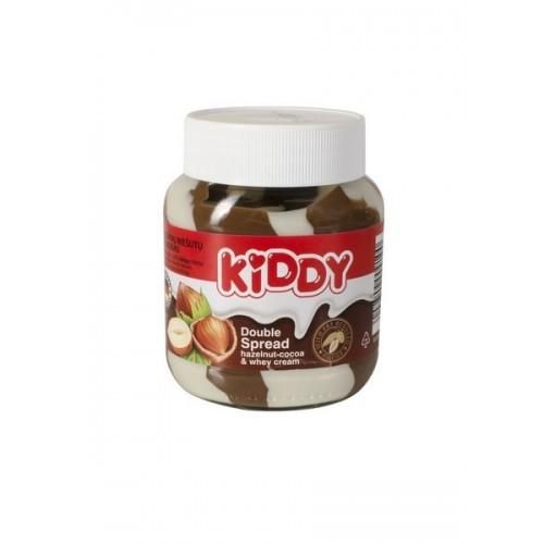 Kremas kakavinis Kiddy Duo lazdyno riešutų 350g
