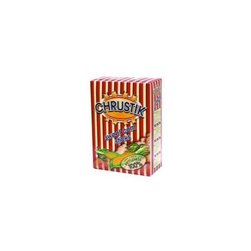 Kukurūzų lazdelės Chrustik saldžios,130g
