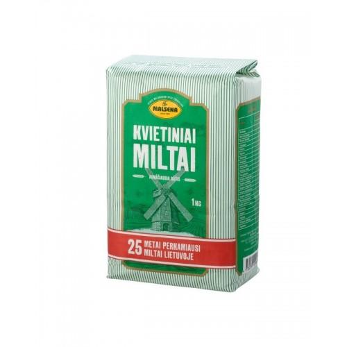 Miltai kvietiniai Malsena 550D,1kg