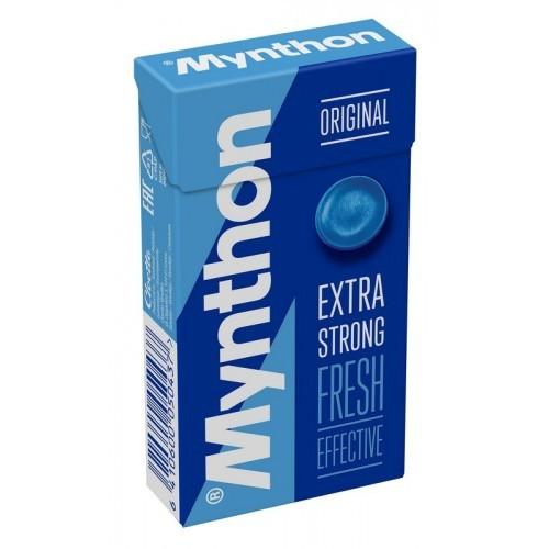 Pastilės MYNTHON Extra Strong 34 g