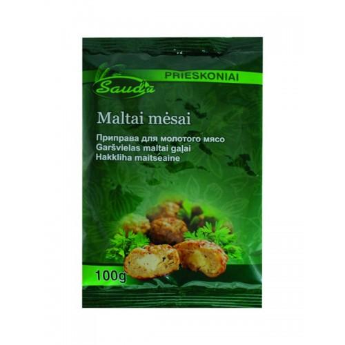 Prieskoniai maltai mėsai Sauda 100g