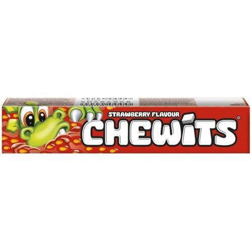 Saldainiai Chewits Braškiniai