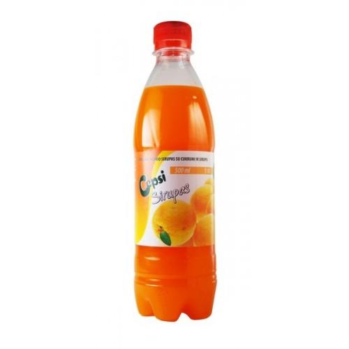Sirupas Cepsi apelsinų sk. 0,5 l