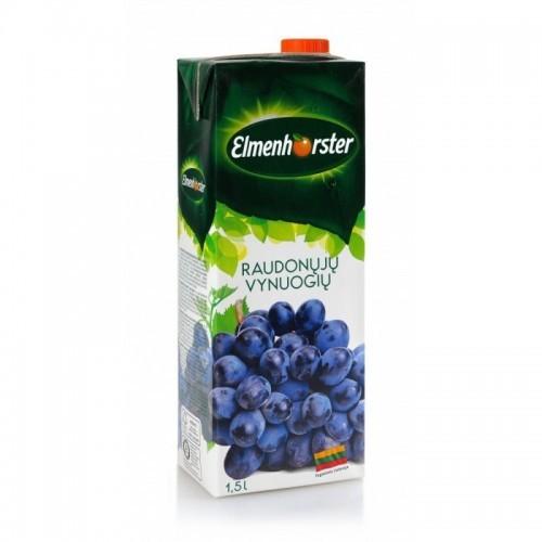 Sulčių gėrimas Elmenhorster15 % vynuogių,1,5 l