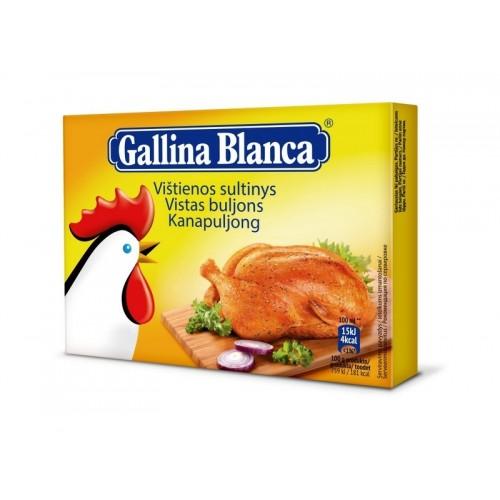 Sultinys Gallina Blanca vištienos sk. 15vnt 150g