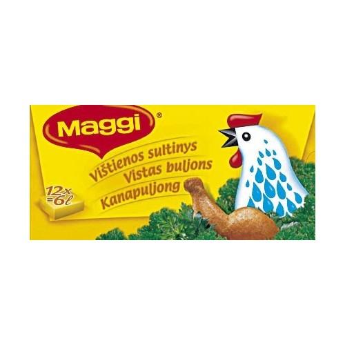 Sultinys Maggi vištienos 120g