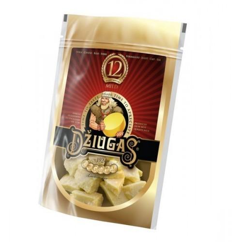 Sūris Džiugas Mild 40% rieb. 100 g PA.PE