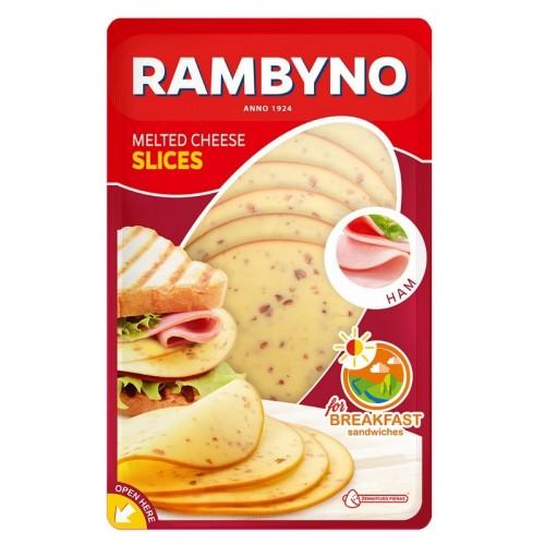 Sūris lydytas Rambyno 45%rieb. 150g poliam.polietil.