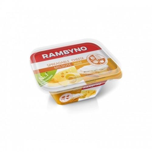 Sūris lydytas tepamas  Žemaitijos Mildutė 175 g polistirenas.al