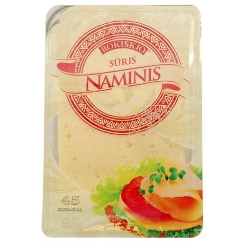 Sūris Naminis,45%,riek.150g