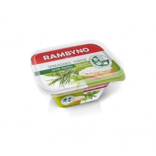 Tepamas sūrelis Žemaitijos su žalumynais 50% rier.s.m.175 g
