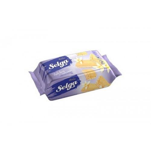Vafliai Selga vanilės sk.,90g