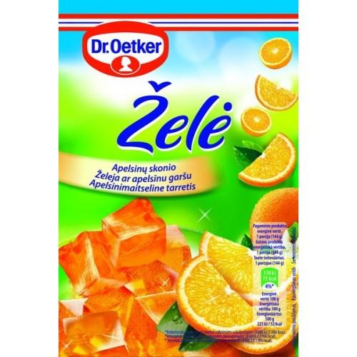 Želė Oetker apelsinų sk. 77g