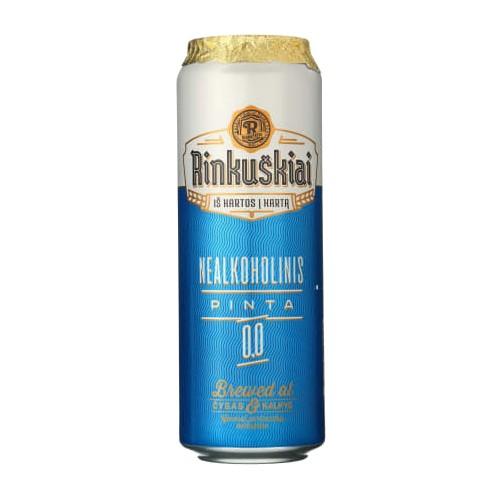 Alus nealkoholinis Rinkuškių Iš kartos į kartą,568ml