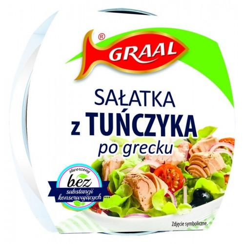 Salotos tuno graikiškos Graal 160g