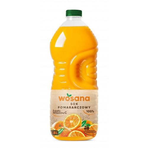 Sultys Wosana apelsinų sk. 2.8l