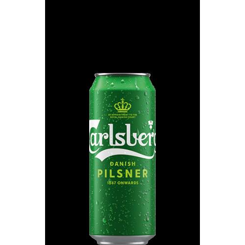 Alus Carlsberg 0,5L skard. 5%