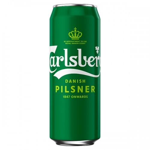 Alus Carlsberg 5% skard. 568 ml