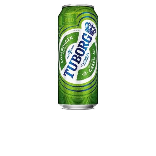 Alus Tuborg 0,5L skard 4,6%