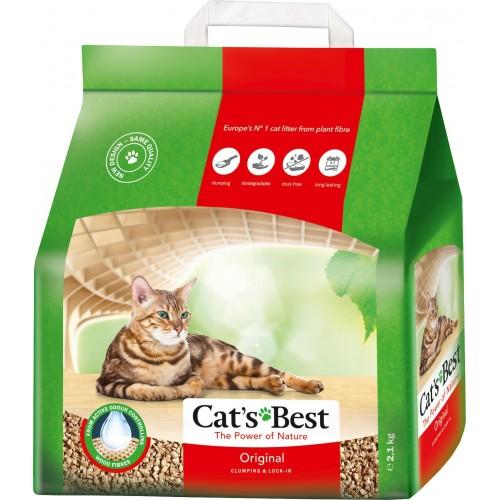 Kraikas pjuveninis Cats Best,10l