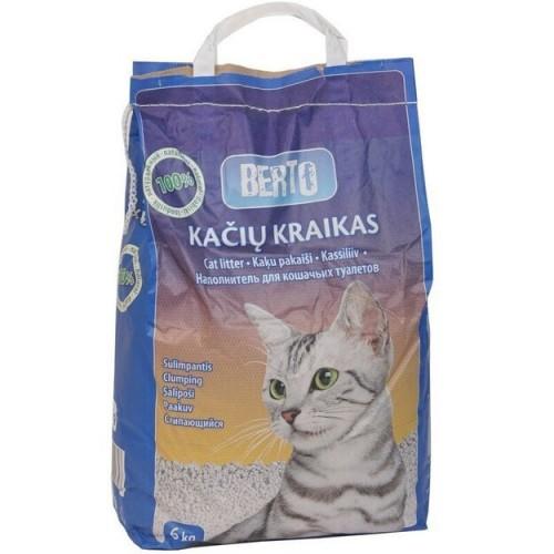 Kraikas katėms Berto 6kg