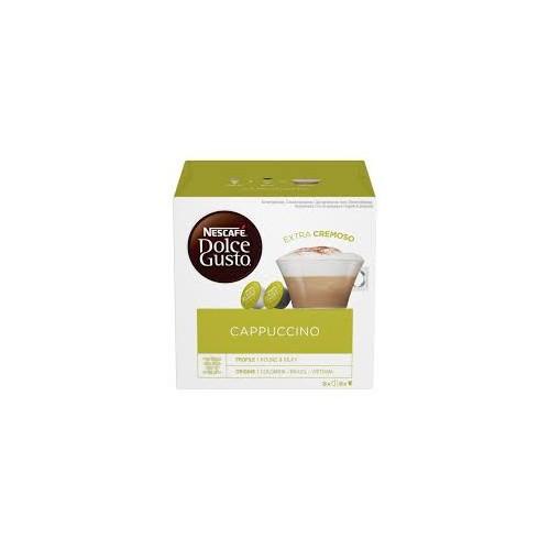 Kavos kapsulės Nescafe Dolce Gusto Cappuccino 16vnt 200g