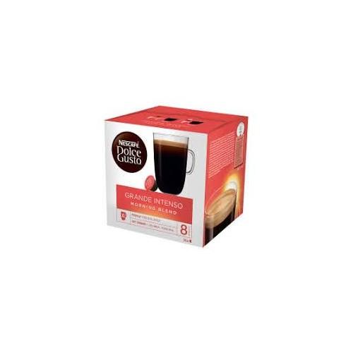 Kavos kapsulės Nescafe Dolce Gusto Preludio Intenso 16vnt 160g