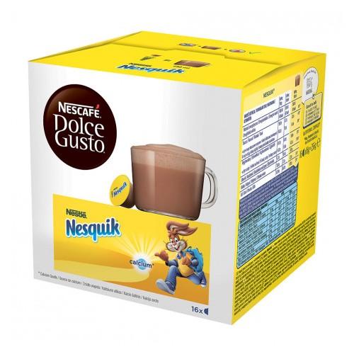 Kakava Nescafe Dolce Gusto Nesquik 16vnt 256g