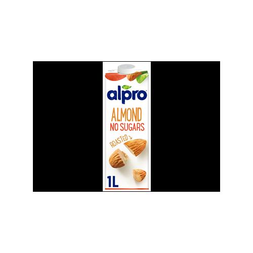 Gėrimas nesaldintas Alpro skrudintų migdolų skonio 1 l