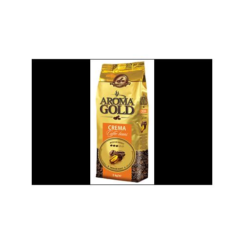 Kavos pupelės Aroma Gold Crema 1kg