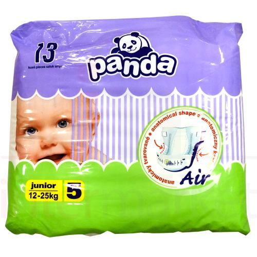 Sauskelnės Panda Junior 12-25kg