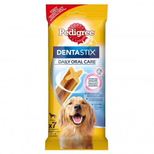 Kramtomos lazdelės šunims Pedigree Dentastix Large