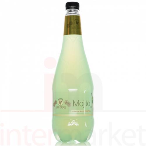 Alk.kokteilis Beach Mojito 4.7% 1l PET