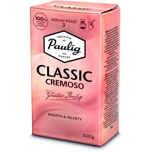 Kava malta Paulig Classic Cremoso 500g