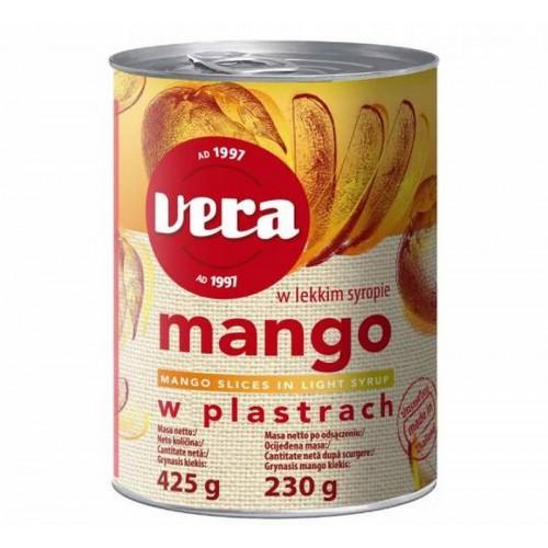 Mango gabaliukai Vera savo sultyse 425g