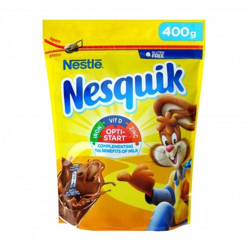 Kakava tirpi Nesquik Plus (maišelis 400g)