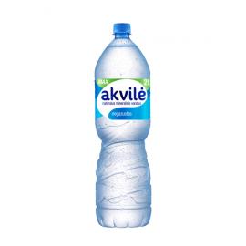 Negazuotas natūralus mineralinis vanduo
